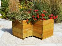 Découvrez les jardiničres gentiane de marque Durapin
