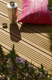 Découvrez les lames de terrasse de marque Wex